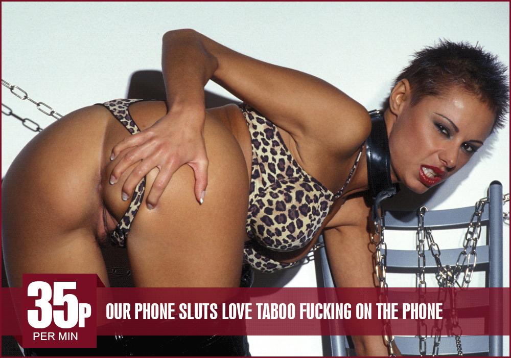 Nasty BDSM Phone Sex